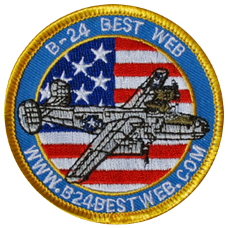 "Order now! B-24 Best Web ""Patch"" Order Form..."